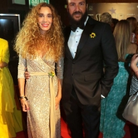 11 august 2019 (Malaga ,Marbella) Borja Thyssen and his white woman Blanca Cuesta at the Decima gala Starlite in Marbella held to raise funds for the Lagrimas and Favors Foundation and for Cudeca