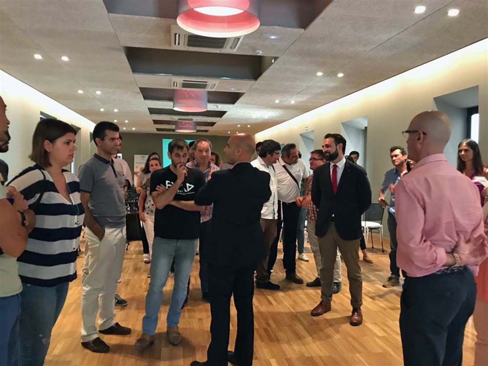 Encuentro networking.