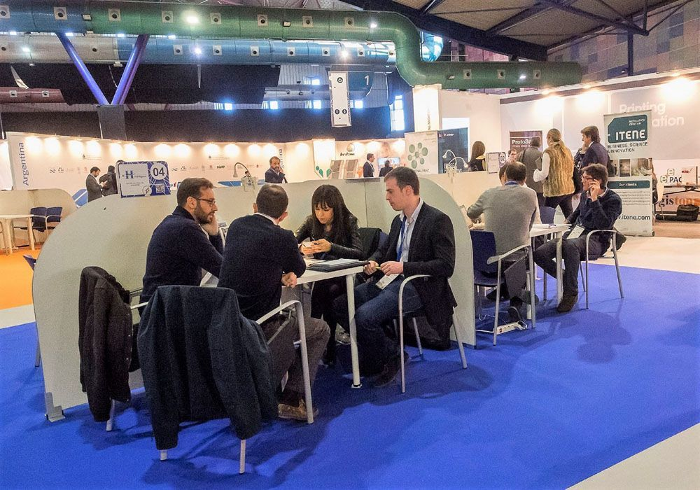 Networking Transfiere 2018