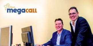 Mark Bell y Anthony Kauffer. Directores de Megacall
